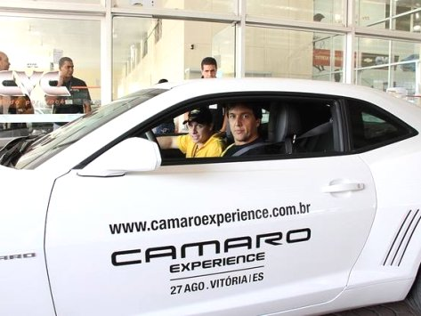 Camaro Test Day