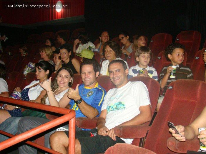Notícias - Cobertura do Filme Surf de Alma, dia 20/12 no Cine Jardins
