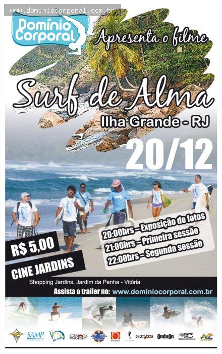 Notícias - Surf de Alma - O Filme