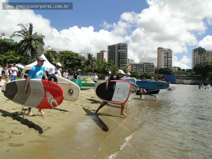 Notícias - Stand Up Paddle Capixaba ganha força