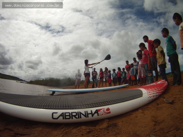 Notícias - SUP Social - Tribo Indígena Tupiniquim