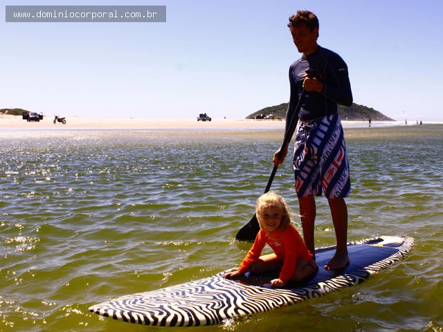 Notícias - Globo Mar apresenta Stand Up Paddle