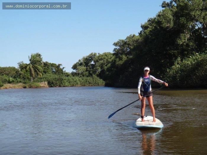 Notícias - Vai encarar? Desafio, 57km no Rio Mariricú. Saiba mais...