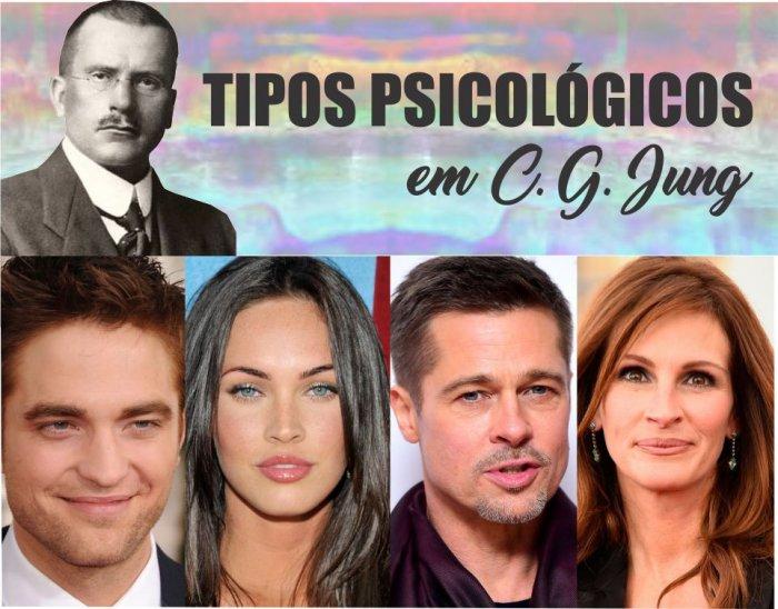 CURSOS - TIPOS PSICOLOGICOS EM C. G JUNG
