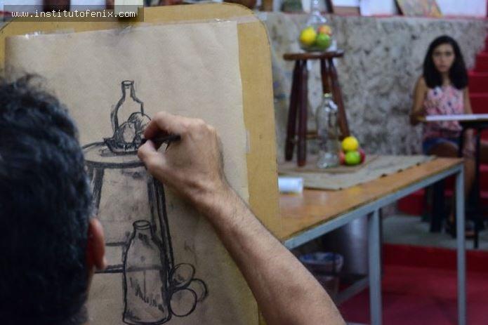 CURSOS - CLASSES DE ARTES