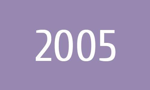 Sobre nós - 2005