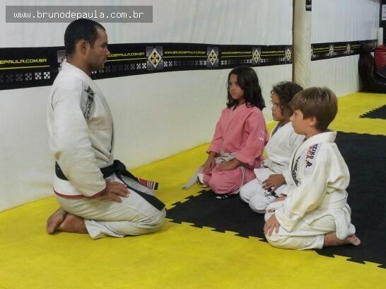 Notícias - Benefícios Jiu Jitsu Infantil