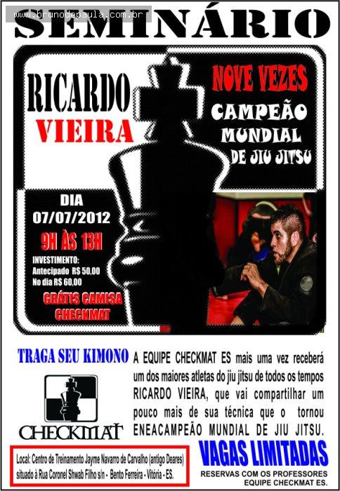 Notícias - Seminário Ricardo Vieira