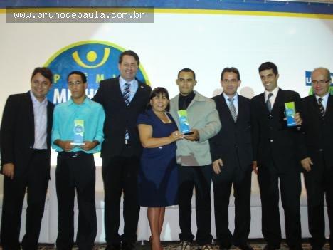 Notícias - Prêmio 'Melhores do Esporte 2009' homenageia atletas capixabas