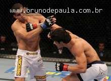 Notícias - Erick Silva e o nocaute relâmpago no UFC Rio