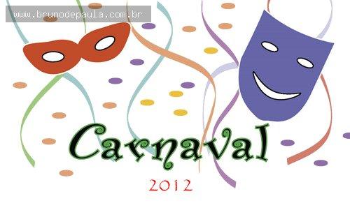 Notícias - Feriado do Carnaval