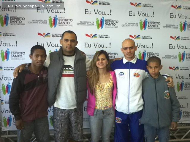 Notícias - Olimpíadas Escolares 2012