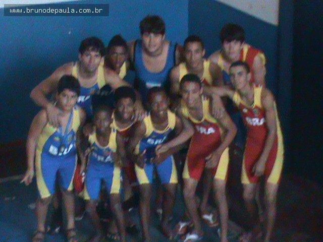 Notícias - Equipe de Luta Olímpica conquista o i° lugar geral no Campeonato da Liga Carioca