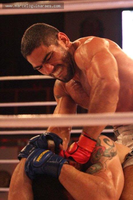Notícias - Capixaba Marcelo Guimarães encara Keith Wisniewski no UFC de BH