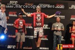 Notícias - UFC Japão com card definido e vêm com quatro brasileiros