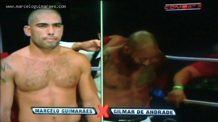Notícias - Marcelo Guimarães revela interesse em lutar no UFC de BH em setembro