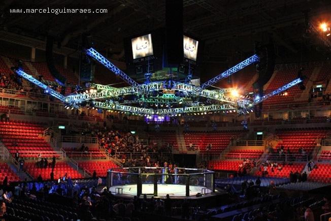 Notícias - Dana White confirma novo UFC Rio em 2012