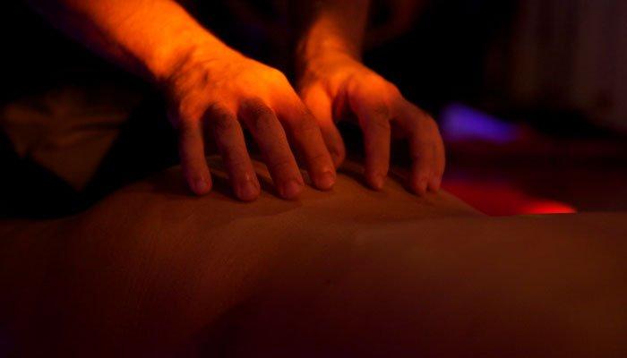 Serviços - Massagem Sensitive