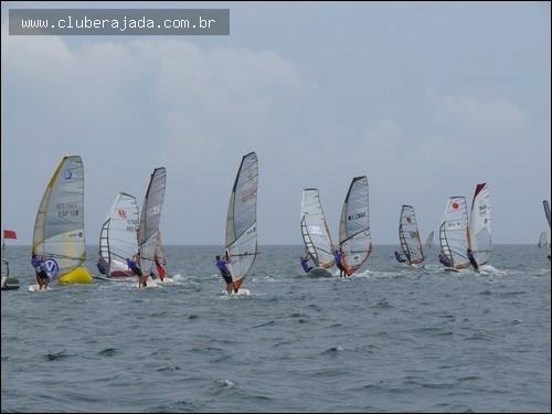Notícias - Campeonato Europeu de Formula Windsurfing