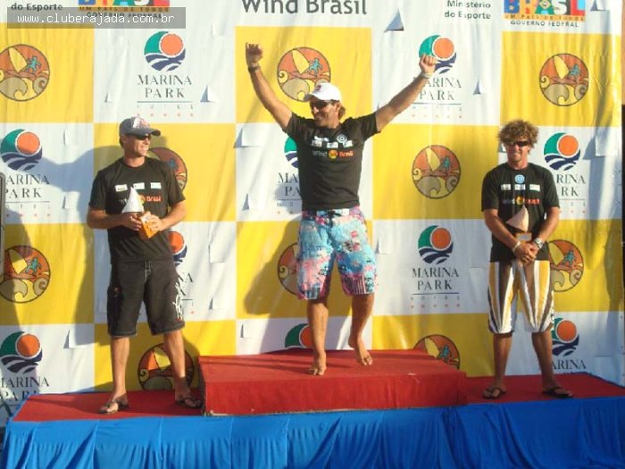 Notícias - Campeonato Mundial de Fórmula Windsurfing 2007