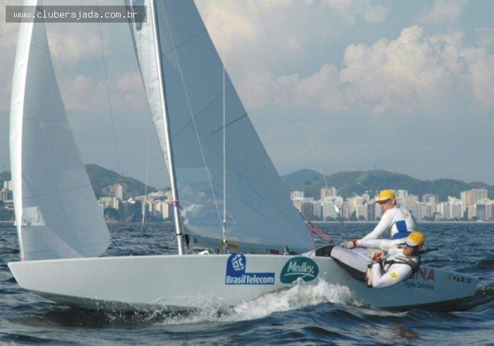 Notícias - Scheidt busca mais um recorde no Rio