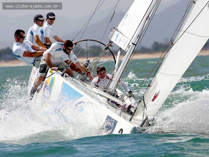 Notícias - Vitória Brasil Sailing Cup