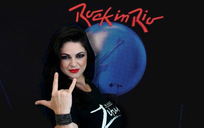 TÁ NA REDE - Como se maquiar a carácter para o Rock in Rio de 2019