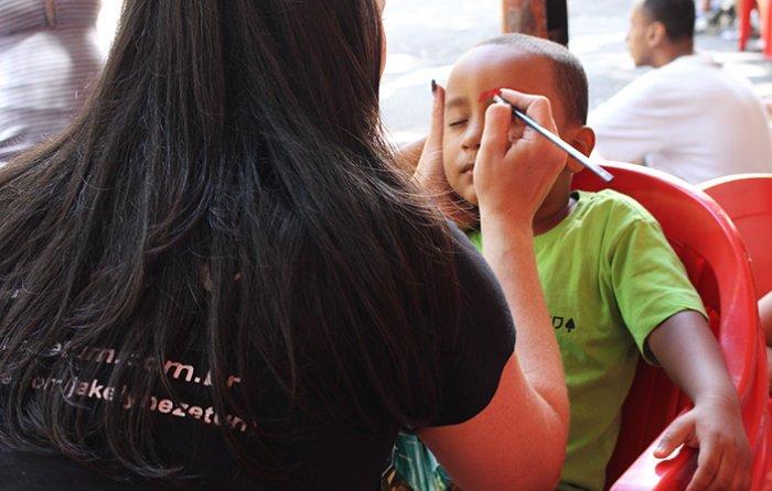 TÁ NA REDE - Ação Social no dia das Crianças
