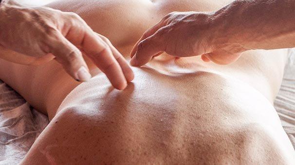 Services - Spot Massage